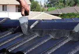 Pitched Roof Insulation Repointing Ridge Tiles