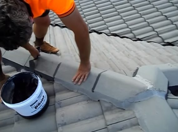 Why repointing roof tiles is so important